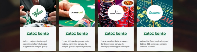 Top10kasynonline.pl to zaufany ranking kasyn online